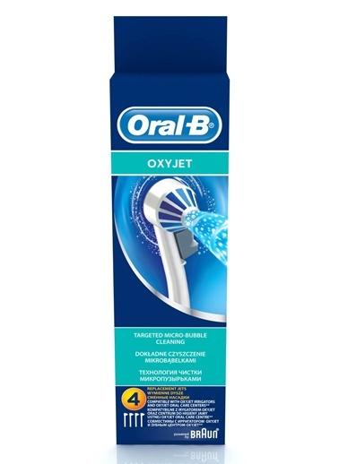 Yedek Başlık Oxyjet 4 adet-Oral-B